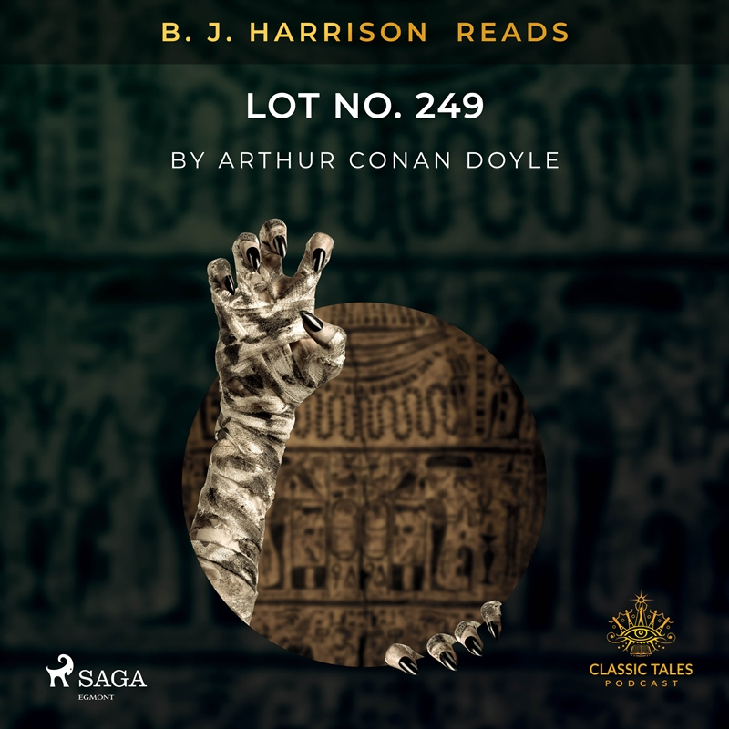 B. J. Harrison Reads Lot No. 249