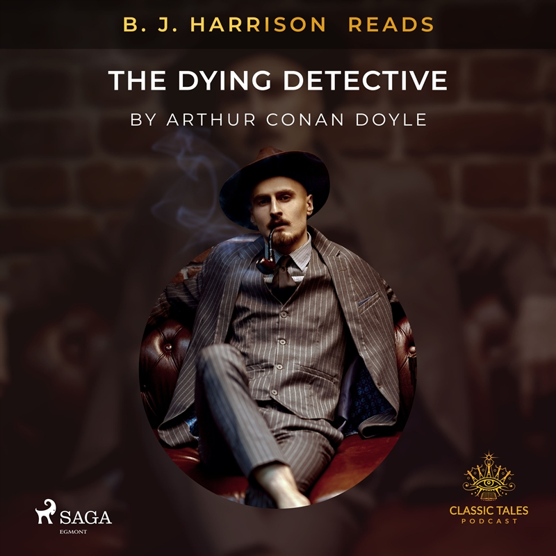 B. J. Harrison Reads The Adventures of Sherlock Holmes
