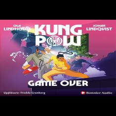 Kung Pow. Game over