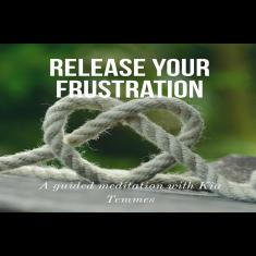 Release your frustration and anger