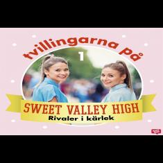 Tvillingarna på Sweet Valley High 1: Rivaler i kärlek