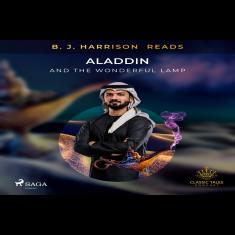 B. J. Harrison Reads Aladdin and the Wonderful Lamp