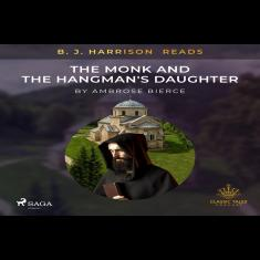 B. J. Harrison Reads The Monk and the Hangman's Daughter