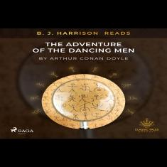 B. J. Harrison Reads The Adventure of the Dancing Men