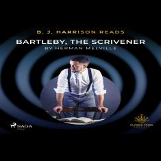 B. J. Harrison Reads Bartleby, the Scrivener