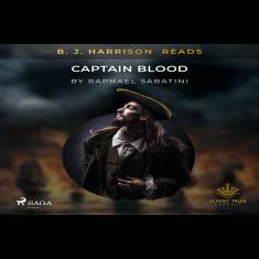 B. J. Harrison Reads Captain Blood
