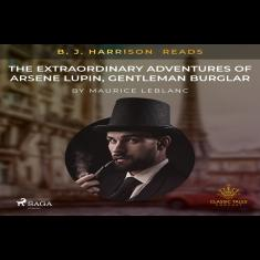 B. J. Harrison Reads The Extraordinary Adventures of Arsene Lupi
